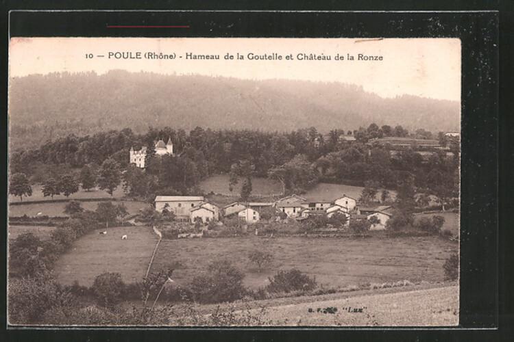 Château de la Ronze..