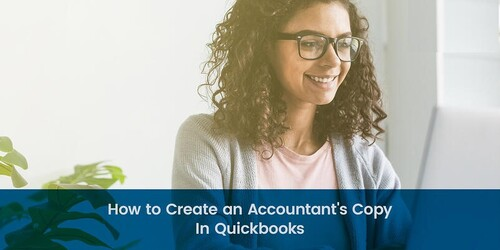 Error While Creating or Working On An Accountant's Copy