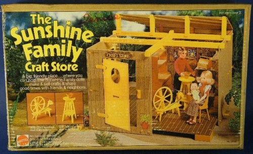The Sunshine Family 1974 - 1982 généralités