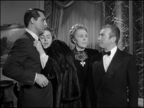 Les enchainés, Notorious, Alfred Hitchcock, 1946