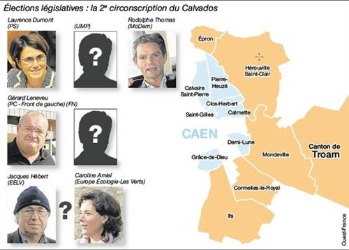 Elect'IFS : Législatives 2012