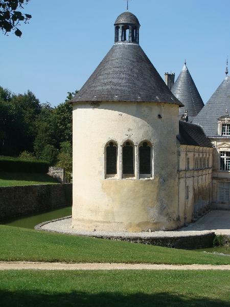 Le château de Bussy-Rabutin