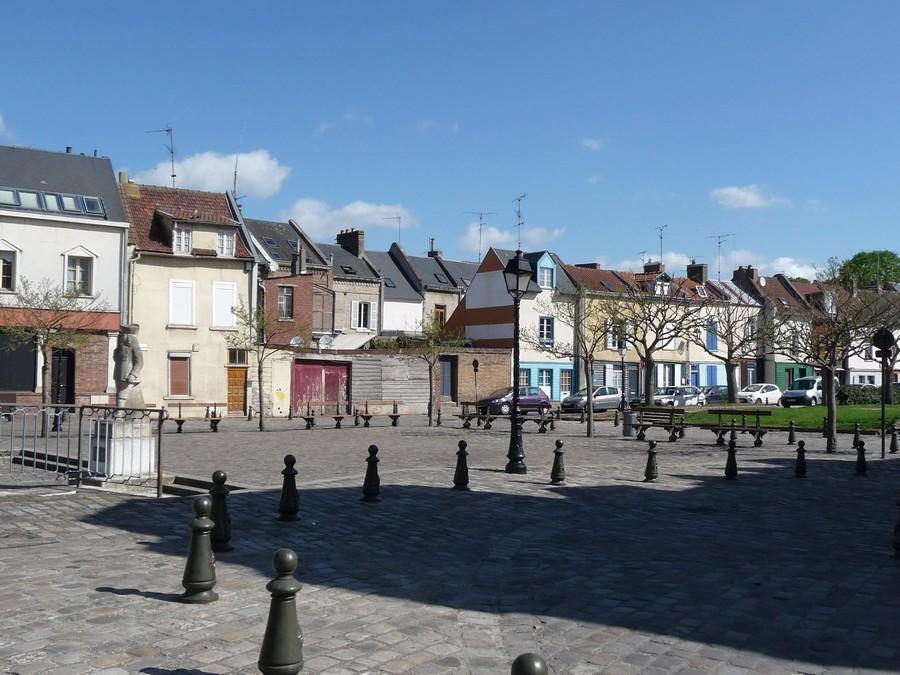 Amiens et son quartier st leu annickamiens - Petit jardin interieur amiens ...