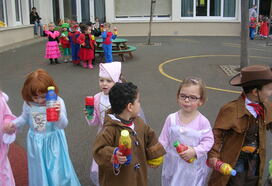 1er avril : farces et carnaval