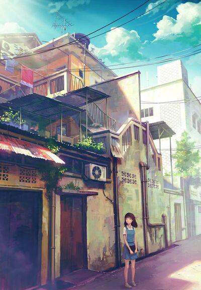 Petites rues pitoresques