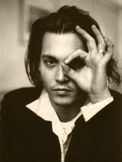 ➤ Quelques citations de Johnny Depp...
