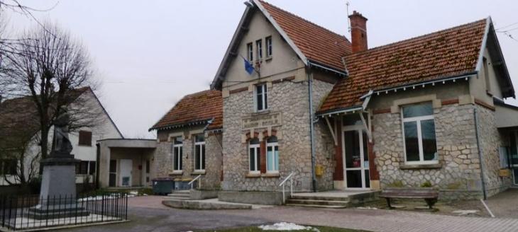 La mairie - Orainville