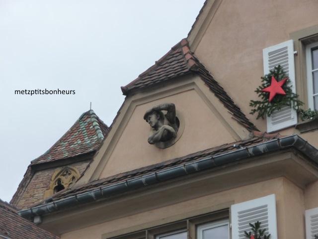 Mes insolites en Alsace.....