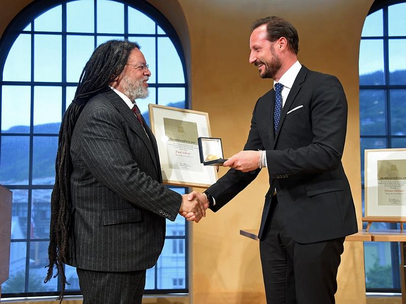 Holberg Prize 2019