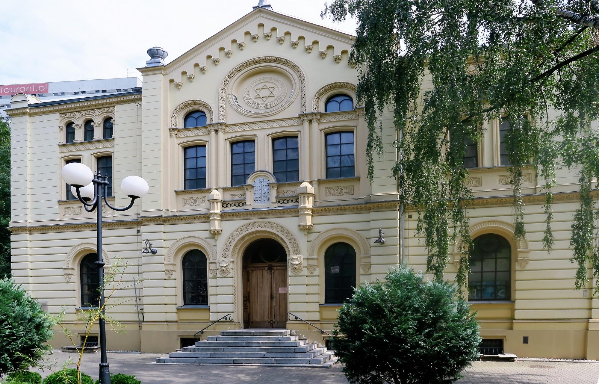 La synagogue Nozyk