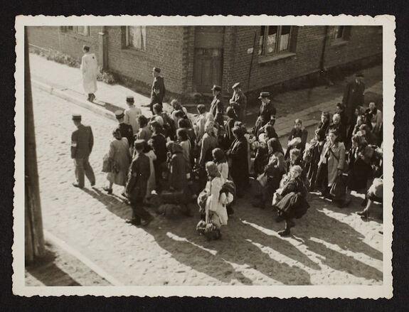 Quand Henryk Ross photographiait le ghetto de Łódź