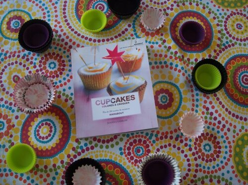 Cupcake noisette-chocolat.