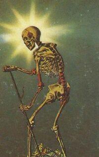 Tarot Dakini-13-Mort-Tranfiguration