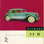 La 11 avec moteur 11 D - Juillet 1956