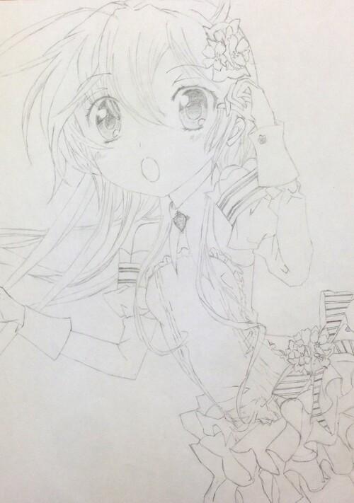 Dessin 17 : Sakuya