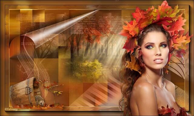 FAU0010 - Tube femme automne