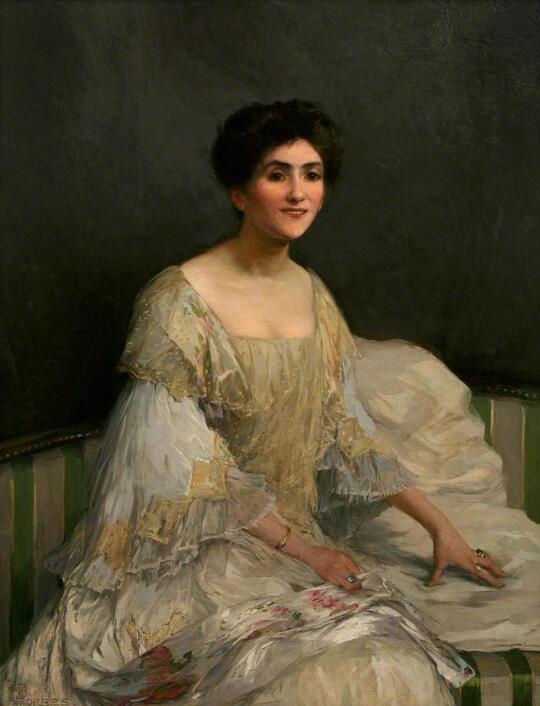 Elizabeth Adela Forbes