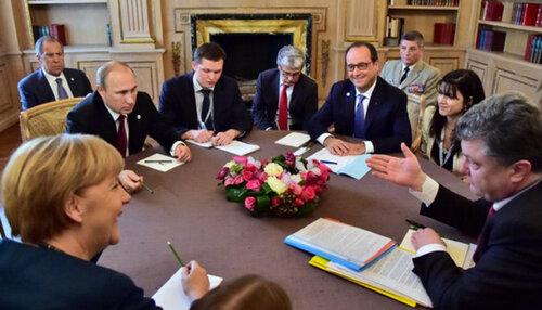 Voici les principaux points de l'accord de Minsk