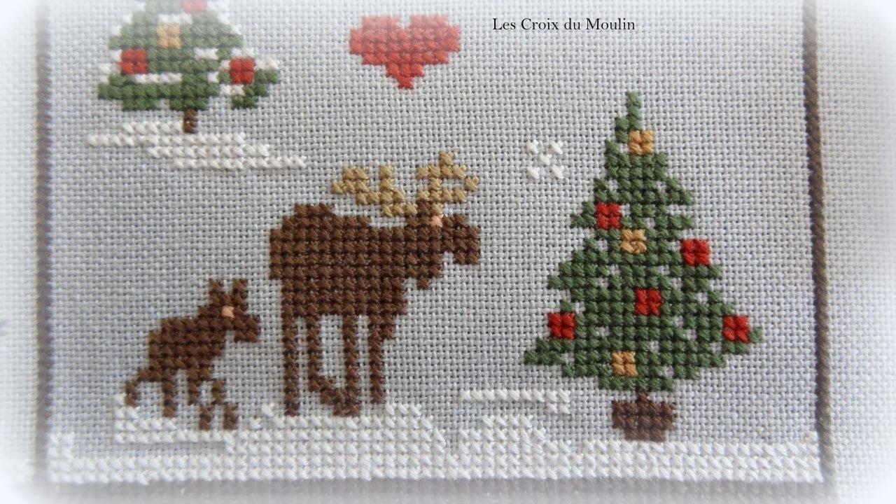 SAL &quot&#x3B; Surprise de Noël &quot&#x3B;