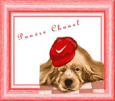Des nouvelles de Chanel
