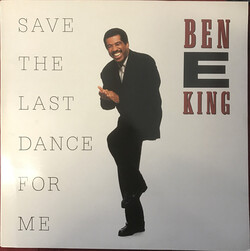 Ben E. King - Save The Last Dance For Me - Complete LP