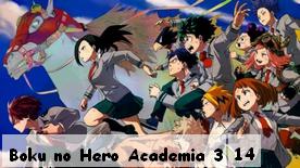 Boku no Hero Academia S3 14