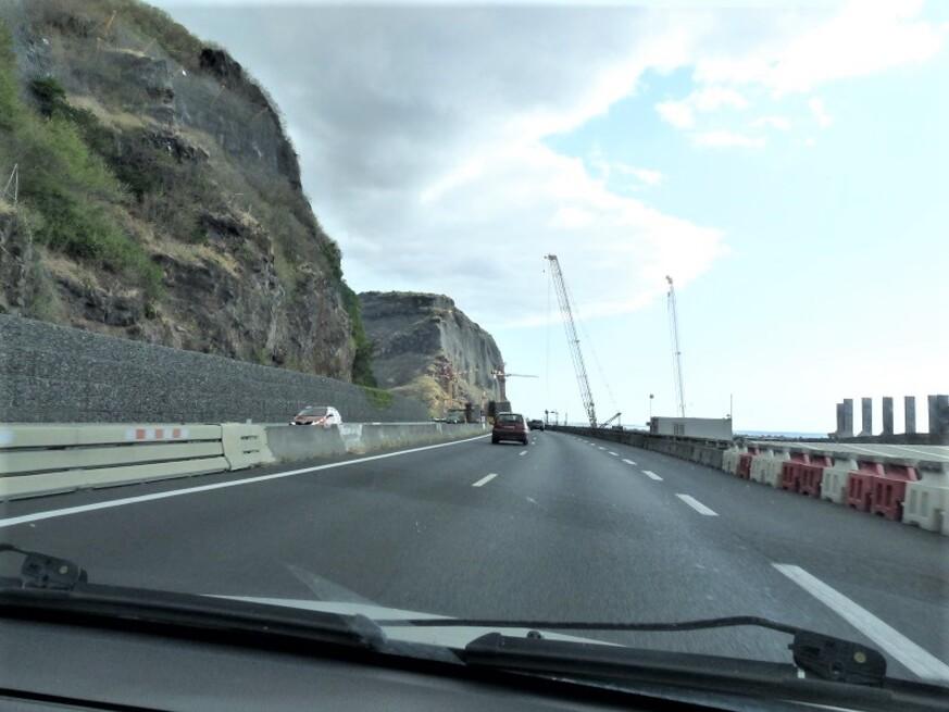 La nouvelle route du littoral