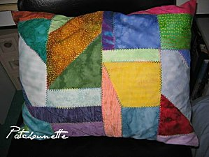 Coussin Crazy 01