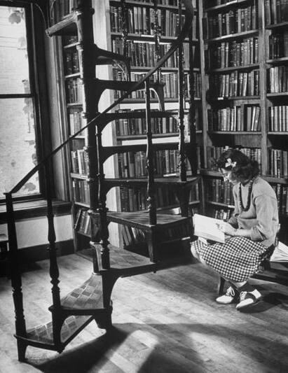 09 - Dans les bibliothèques