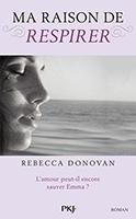 Lien vers la chronique de Ma raison de respirer de Rebecca Donovan
