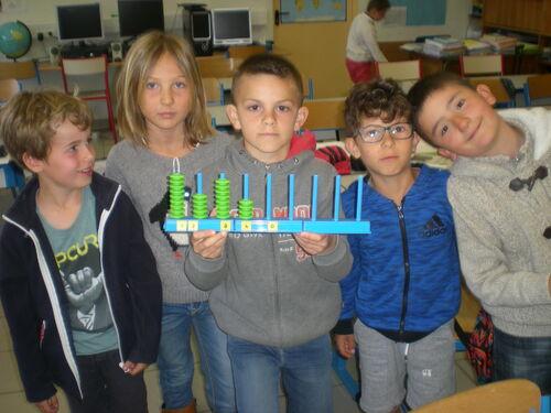 recherche mathématique lors des défis maths