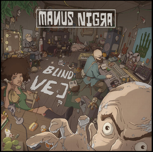 Manus Nigra - Blind Vej (2015) [Alternative , Hip Hop , Indie , Trip Hop]