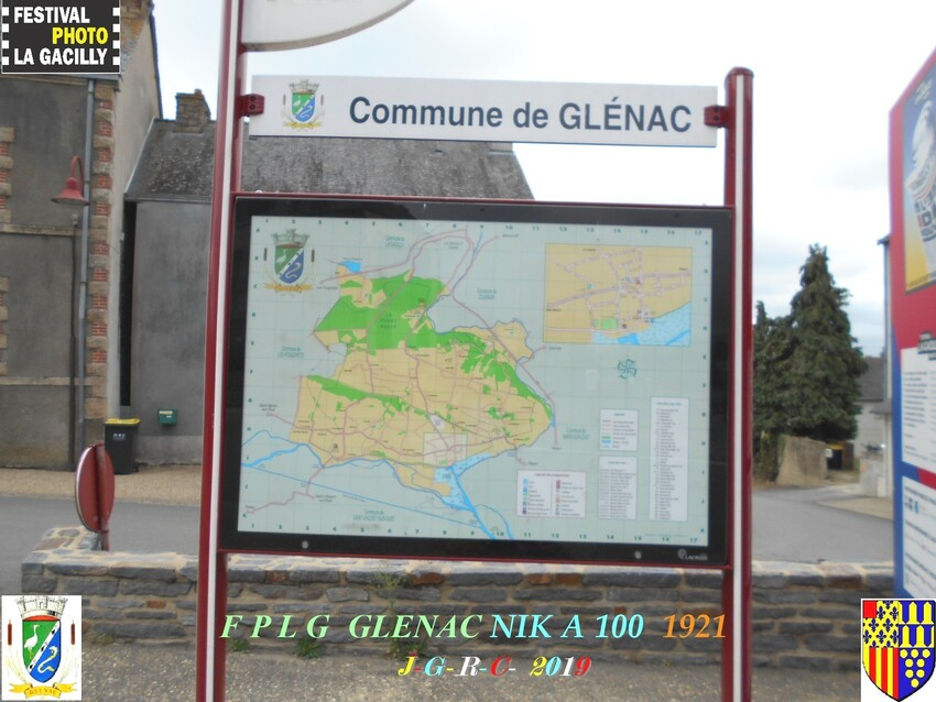 FESTIVAL PHOTO  2019:  GLENAC  2/2   LA  GACILLY  D  09/10/2019