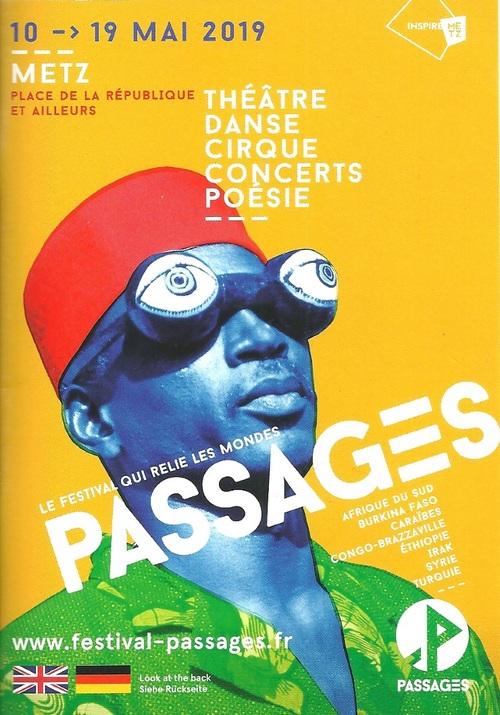 Passages: un festival à Metz