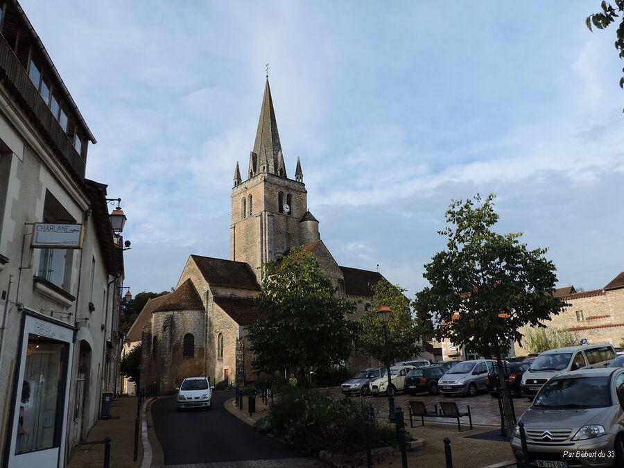 Saint-Benoit dept 86