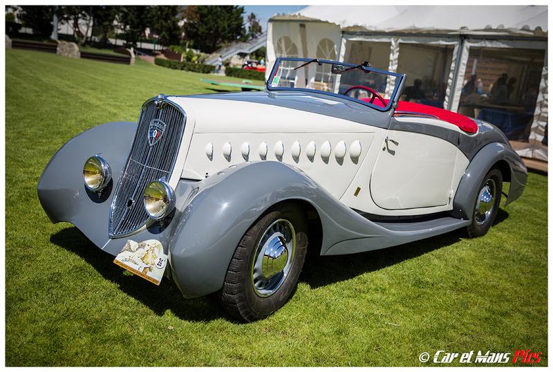 Peugeot 401 D de 1935