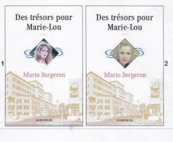 Publication : Des trésors pour Marie-Lou