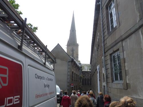 Visite de Saint Malo Suite.