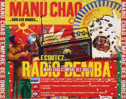 Frenchy but Chic # 14: Manu Chao s'empare des ondes - Acoustique 2002