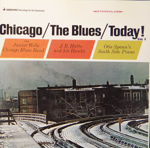 Various Artists - Chicago/The Blues/Today! (Vol. 1) (1966) [Blues]