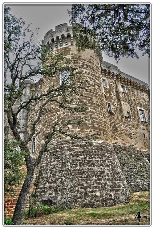 La tour nord-est
