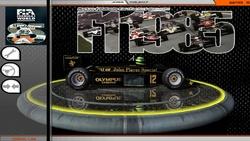 F1 Saison 1985