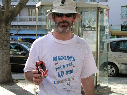 Notre voyage en Corse 2007
