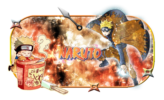 Bannière Naruto