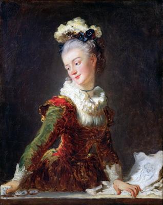 Marie-Madeleine Guimard (1743-1816) - La Moderne Terpsichore