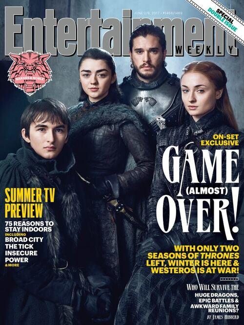 Réunion de famille chez les Stark