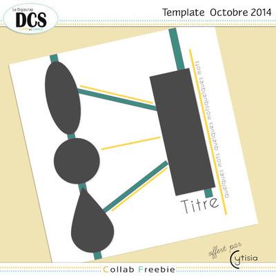 DCS et les templates d'octobre.