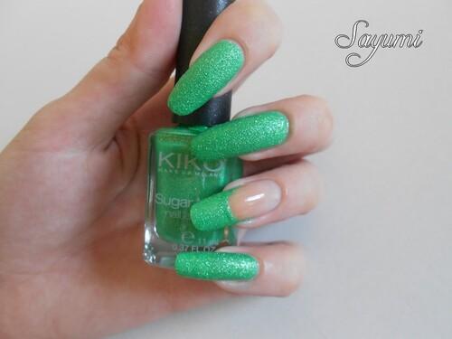 Kiko - Spring Green 643 ( Sugar Mat )