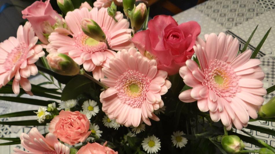 Mon Bouquet en Fin de Semaine