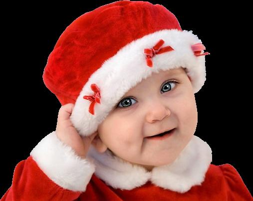 Tubes enfants de Noël 1